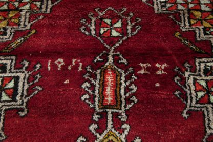 Anatolian carpet dated 1951