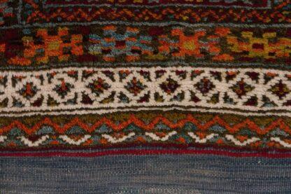 Kurdish Anatolian yastik rug
