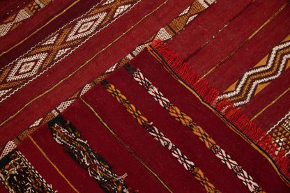 Beautiful Berber Zemmour kilim