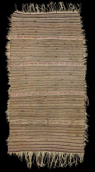 Beni Ourain Handira carpet