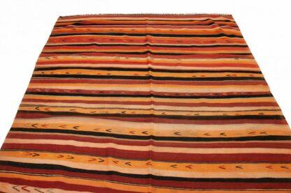Berber Moroccan wool Flatweave