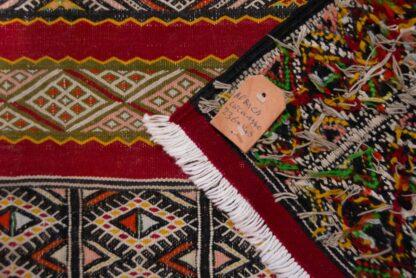 Berber Kilim green