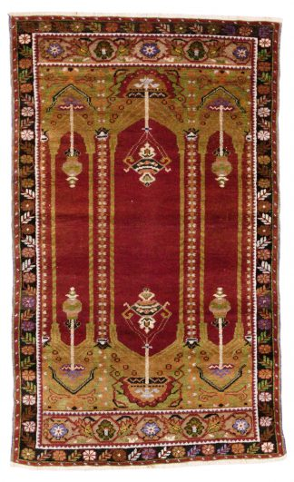 Central anatolian carpet