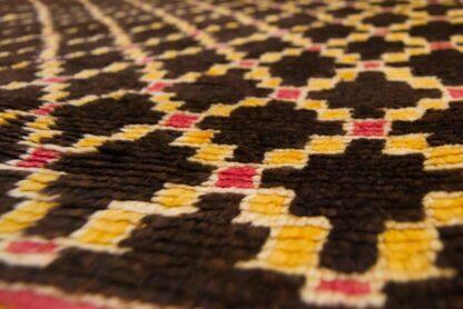 Decorative Berber carpet