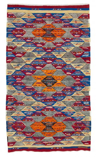 Egyptian colorful kilim