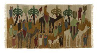 Egyptian kilim
