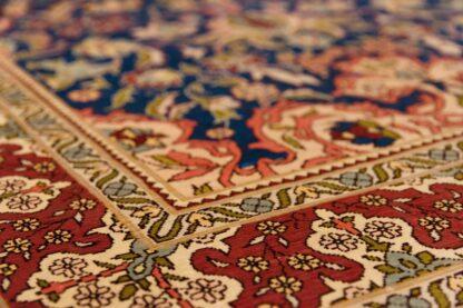 Silk Hereke carpet