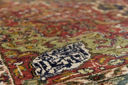 silk Kayseri Anatolian carpet