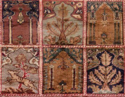 Cotton Kayseri saf carpet
