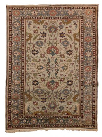 Kayseri turkish cotton carpet