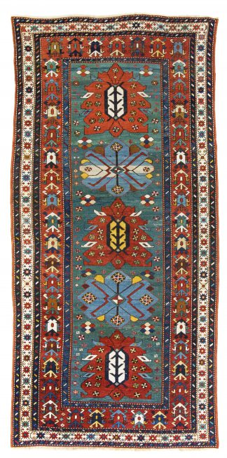 Kazak decorative carpet