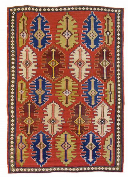 Kuba palas kilim