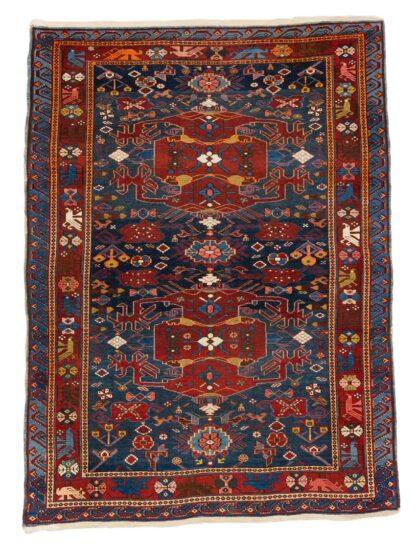 Kuba vase carpet