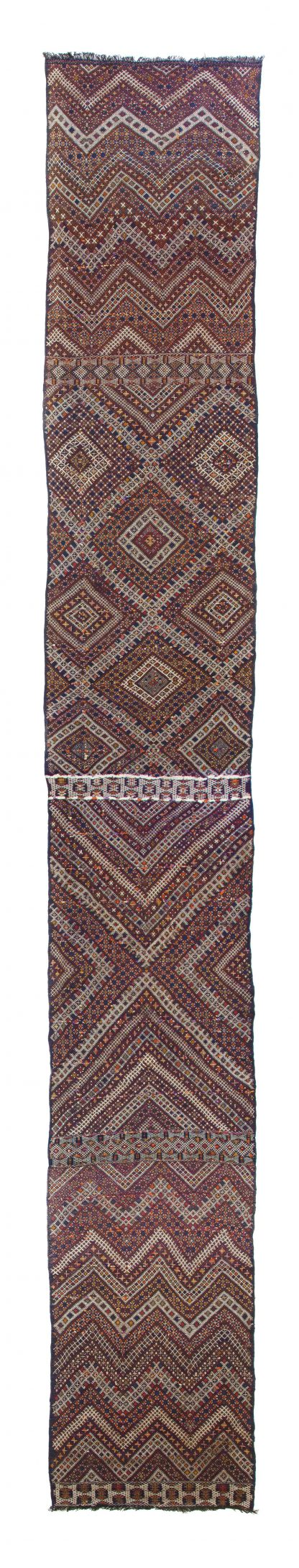 Long berber kilim-sumak