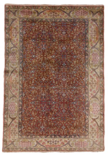 Millefleurs Anatolian rug