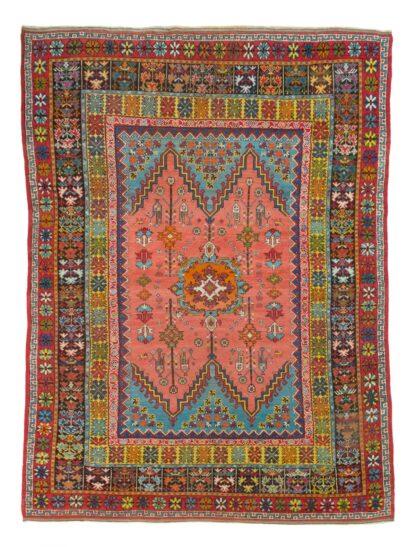 Rabat Morocco carpet