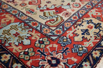Shirvan-Kuba carpet