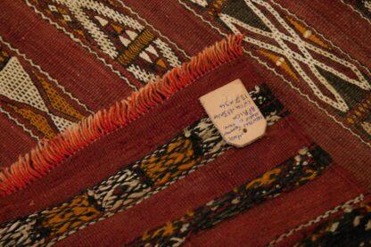 Small berber kilim