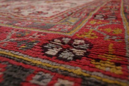 Square Ushak carpet