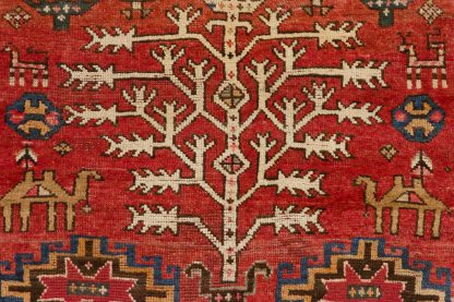 Tree Dated Qarabagh carpet