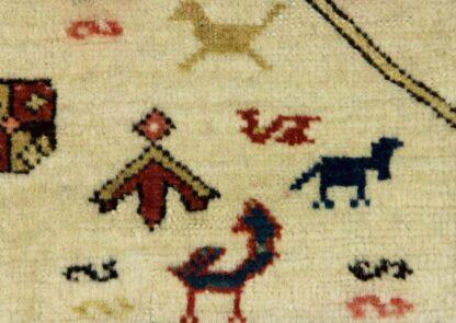 Zeykhur Cross carpet