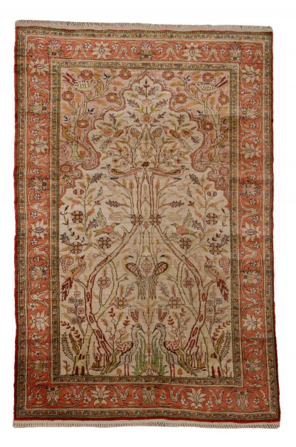 Silk Kayseri carpet
