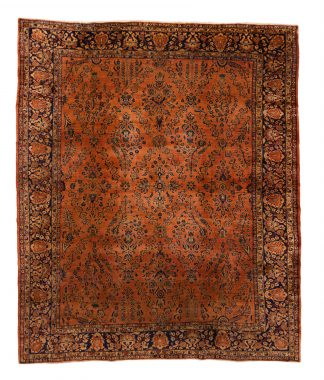 American Sarough rug