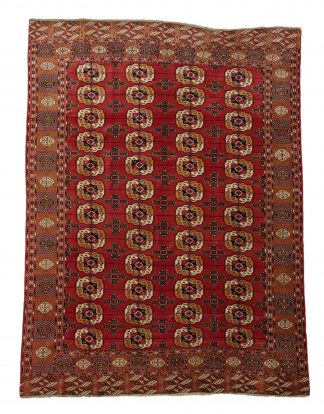 Antique Tekke carpet
