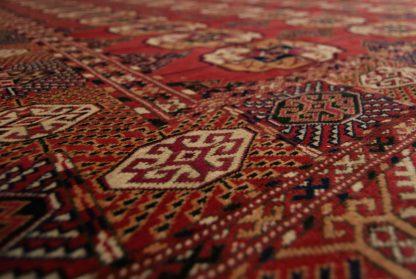 Antique Tekke carpet