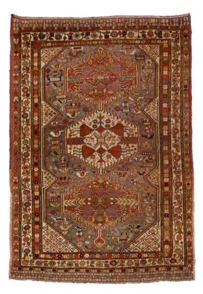 Qashqai Baharlu carpet