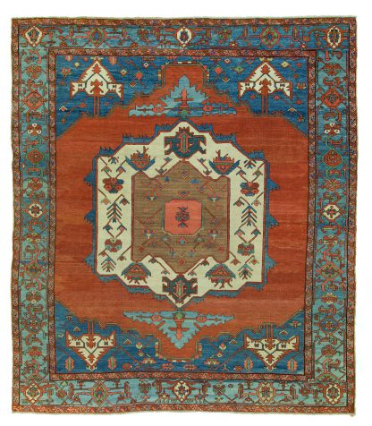 Bakhshayesh carpet