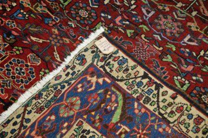 Bakhtiari red carpet