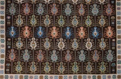 Balkan decorative carpet