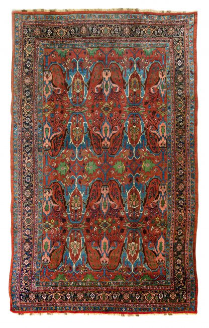 Bijar Garus carpet
