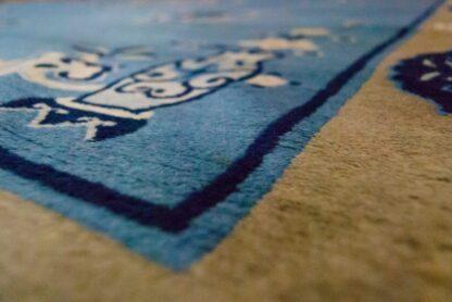 Buddhist Symbols carpet