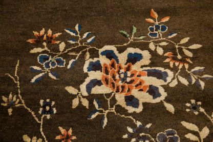 Chinese art deco carpet