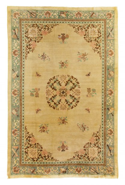 Chinese design Hooked RUG