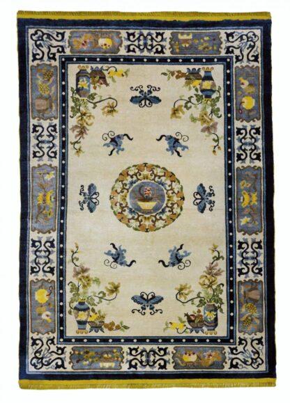 Chinese silk carpet