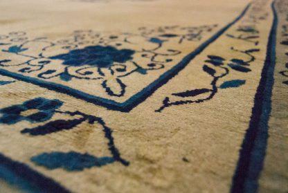 Peking decorative chinese carpet