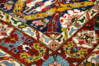 Dragon Tabriz carpet