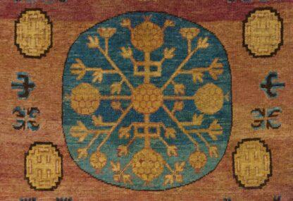 Early Khotan carpet