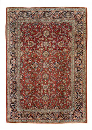 Fine Kashan carpet