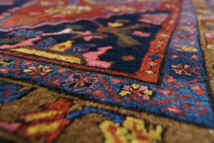 Heriz area rug