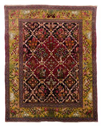 Isfahan garden carpet