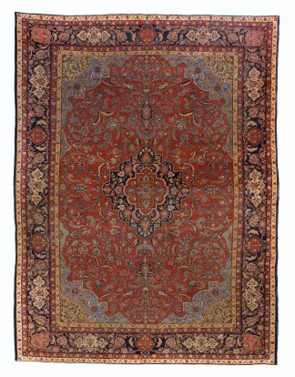 Kashan 1930 carpet