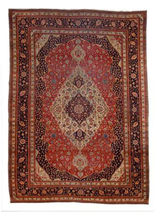 Kashan Mohtasham carpet