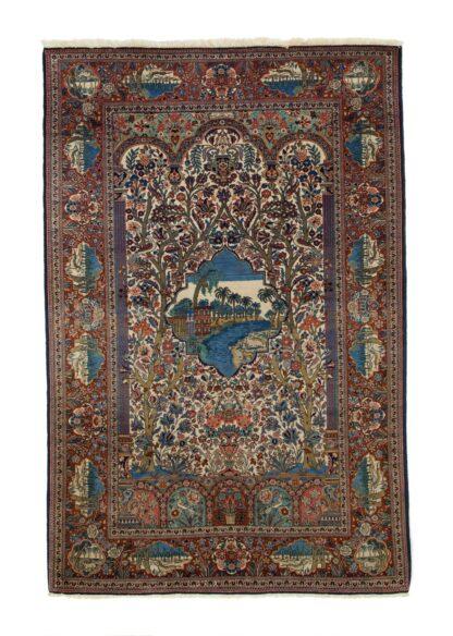 Kashan Naturalistic design