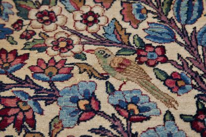 Kerman 'Castelli' carpet