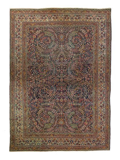 Kerman Eslimi design carpet
