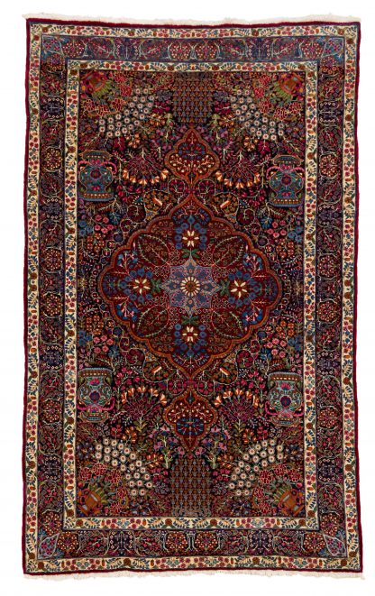 Kerman Millefleurs carpet